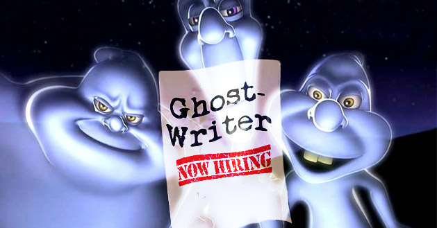 How much does it cost to hire a ghostwriter